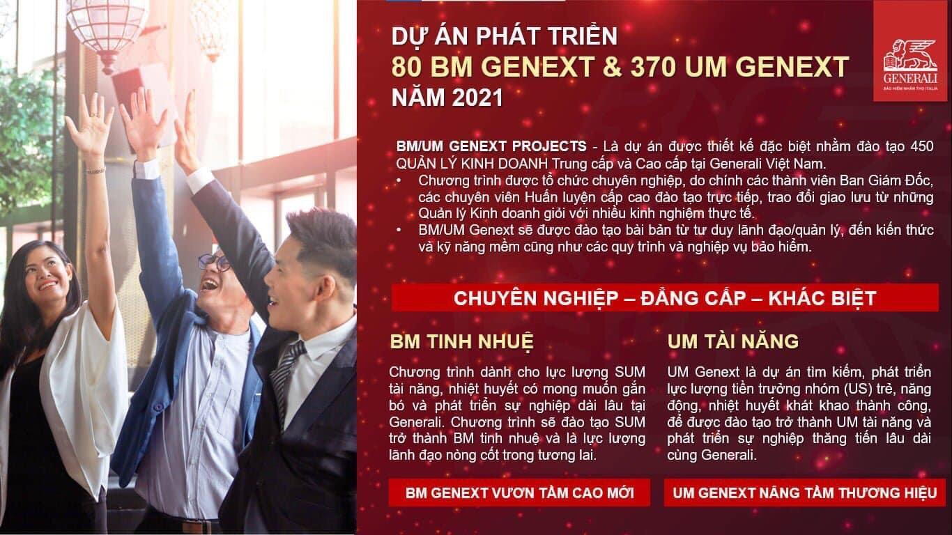 Công ty Bảo hiểm Nhân thọ Generali Việt Nam – Chi nhánh Đà Nẵng 2